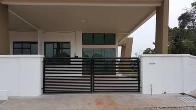Single Storey House Taman Tas Utama,Batu 6 Jalan Gambang