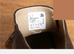 Springfield FRED PERRY BYRON casual shoes