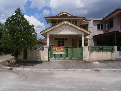 Double Storey SEMID at Bandar Meru Raya