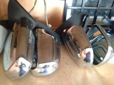 Side mirror L7 gino kelisa krom autoflip
