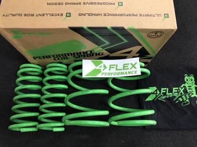 4FLEX Spring Sport Lowered SATRIA NEO