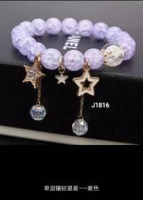 Roman Charm Bracelets J18016