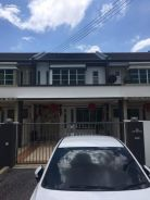 Fully Furnished Double Storey Intermediate at Uni Central, K.Samarahan
