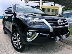 Used Toyota Fortuner for sale