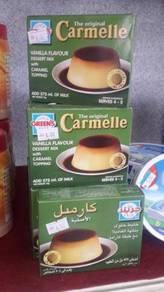 Pek Puding Karamel Vanilla