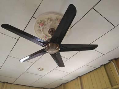 Pasang lampu,kipas,water heater DLL