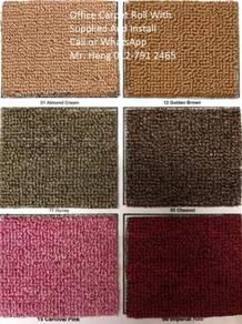BestSeller Carpet Roll- with install fgj5645489