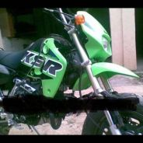 2006 Kawasaki KSR 110