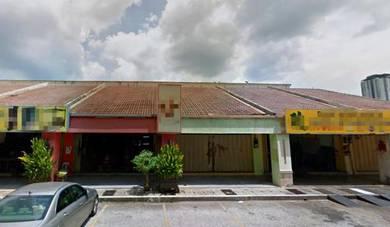 Shoplot Pusat Bandar Puchong, behind Tesco Extra LDP [1-Storey]