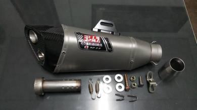 Ekzos exhaust yoshimura r11