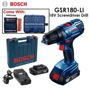 Bosch 18v battery drill/18v cordless drill GSR180L