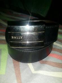 Bally Leather Belt Original