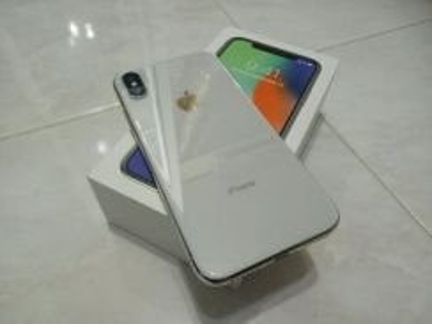 Iphone X 64gb crystal white