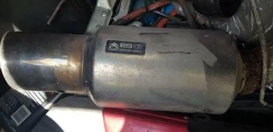RSR Magic Exhaust