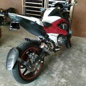2012 Kawasaki Z 800 Urgent Sale Hari Raya