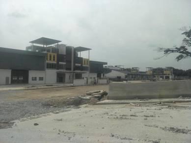 Semi-d factory taman industrial integrasi rawang