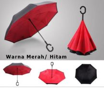 Corporate Gift- Reversible Umbrella own LOGO print