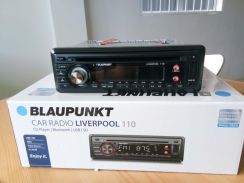 Blaupunk LVP-110 MP3/CD Player W/USB/Bluetooth