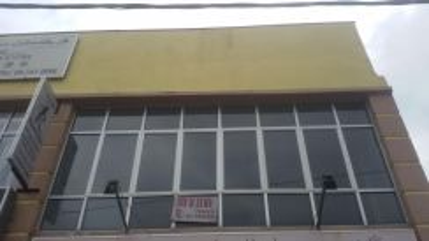 Kedai tingkat atas di Kota Bharu