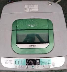 Hitachi washing machine 9.5kg auto