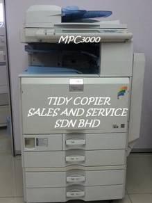 Color machine of mpc 3000