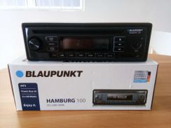 Blaupunkt Hamburg 100 MP3/CD Player - USB