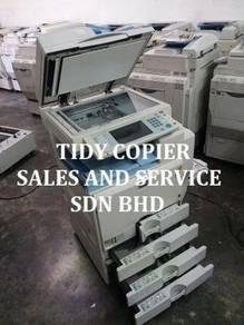 Mpc 5000 color photocopier machine