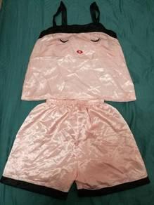 Free postage Cute sexy sleepwear nightwear set