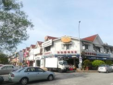 2 sty shop (corner) sri petaling