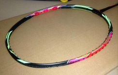 Victor Jetspeed S 10Q & 7in1 Yonex Package Racket