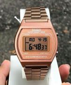 Watch- Casio ROSE GOLD B640WC-ORIGINAL