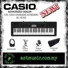 Casio CTK 3200 ctk-3200 61 Keys Music Keyboard
