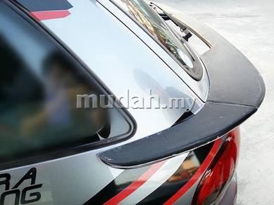 Mirage Gti Mivec Middle Rear Spoiler Satria 3