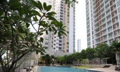 Hampshire Residences , KLCC , Jalan Ampang , KL Tower , KL