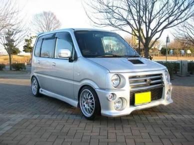 Daihatsu move rs signal lamp