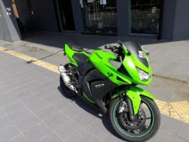 2008 Kawasaki ninja 250 carbonator
