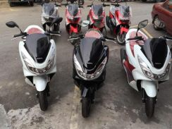 Honda pcx 150 EASY approval