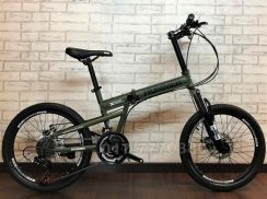 HUMMER 20ER FOLDING BIKE 21 SPEED BASIKAL bicycle