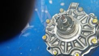 Axia compressor replace lip seal siap pasang