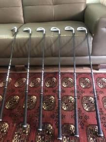 Golf irons mizuno JPX900 Hot Metals