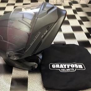Helmet Grayfosh Fullface Flip