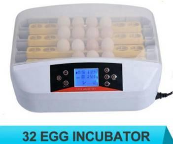Inkubator Penetas Telur Automatic Incubator