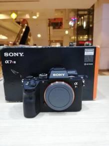 Sony a7r mk iii body (sc 1k only) 99% new