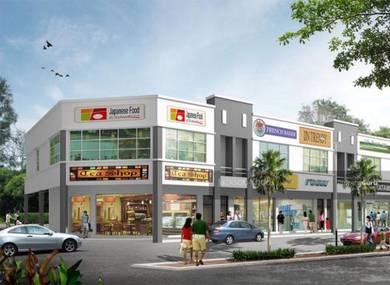 HIGH ROI [Save Down 88K ] 2 Storey Shop Lot 22x75 Puchong South