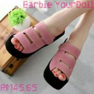 Strap Velcro Wedges