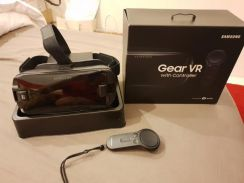 Samsung gear vr with controller 2018
