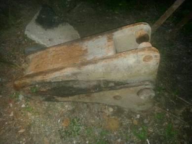 Kiap Backhoe 580E Case