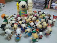 Snoopy hard toy