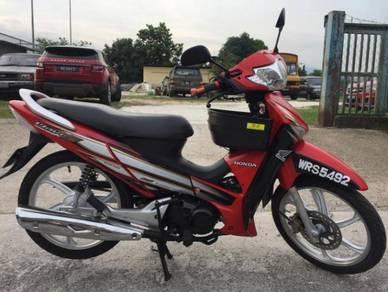 Honda Wave 125 S (Eletrick Stater)