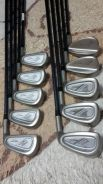 Golf Set Iron, Dunlop Maxfli, Japan Graphite, 3-S,